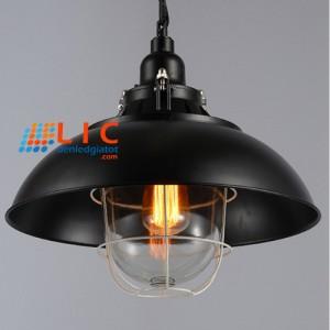 Đèn Trang Trí Phòng Nổ Black PN01 Lic