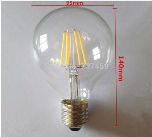 Bóng Edison G95 -4W Sợi Led Lic Lighting