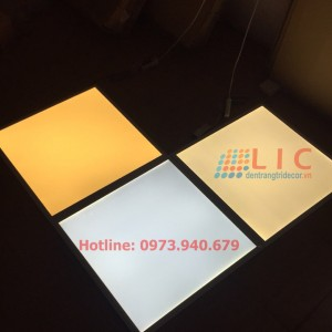 Đèn Led Panel 600x600 Lic Lighting