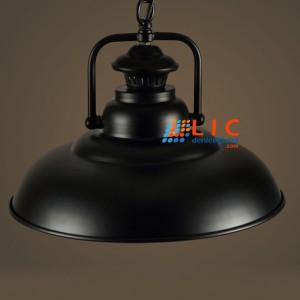 Đèn Thả Trang Trí Black 8686