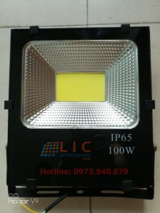 Đèn Pha Led 100W Cob Full Lic Lighting