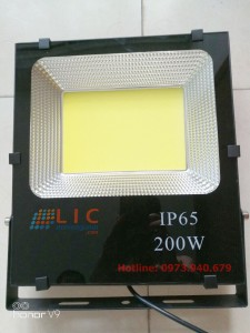 Đèn Pha Led 200W Cob Full Lic Lighting
