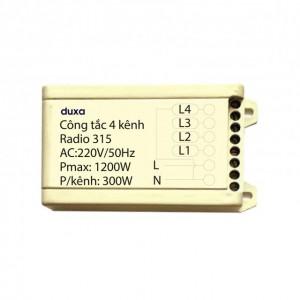Công tắc điều khiển từ xa 4 kênh 390K4