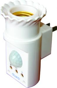 Đui đèn cảm ứng S17