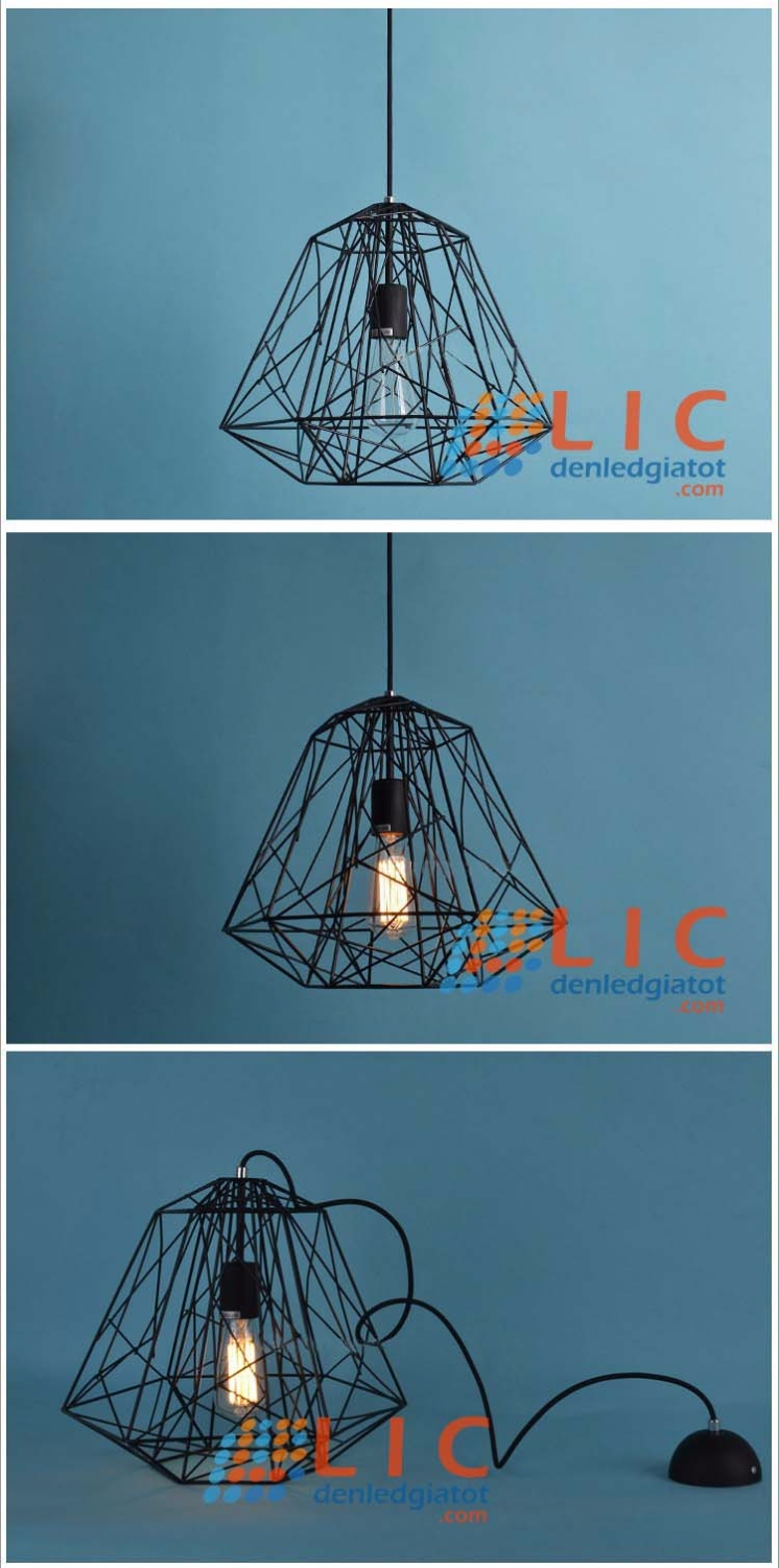 chao den kim cuong sat retro hang dep showroom kitchen bebroom office led trang tri ha noi ho chi minh den tha decor 11