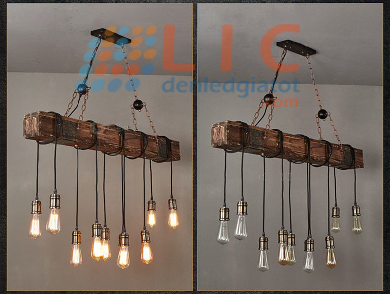 bo den trang tri than go wood duigo 15dui cafe lic 80trungliet retro lamp 88