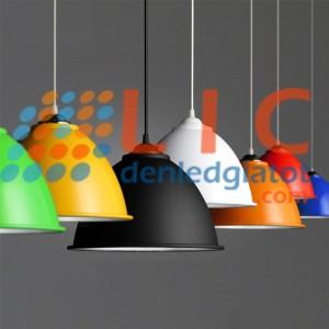Đèn Trang Trí Nhiều Màu - Nhôm Phi 30 Lic Lighting