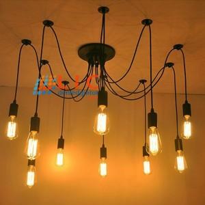 Bộ Đèn Thả Nhện 6,8,10,12,14,15 đui Lic Lighting