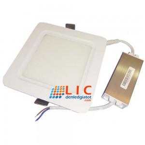 Đèn Âm Trần Mỏng Vuông - Lic Lighting - Dowlighting Led