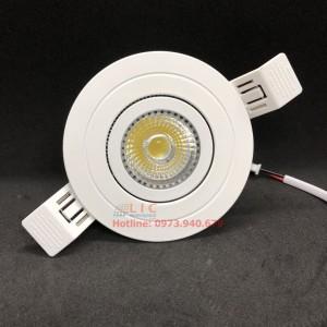 Đèn Âm Trần Ricsan D9560-70T Mặt COB Hàng Chuyên Biệt Thự