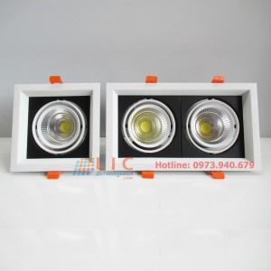 Đèn Bát Đôi Cao Cấp Lic Lighting (7W,12W)